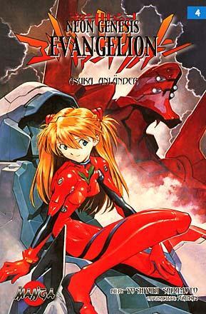 Neon Genesis Evangelion del 4: Azuka anländer