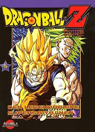 Dragonball Z del 5: Den legendariske supersaiyajinen