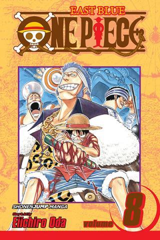 One Piece Vol 8: I Won't Die