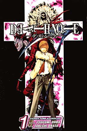 Death Note Vol 1