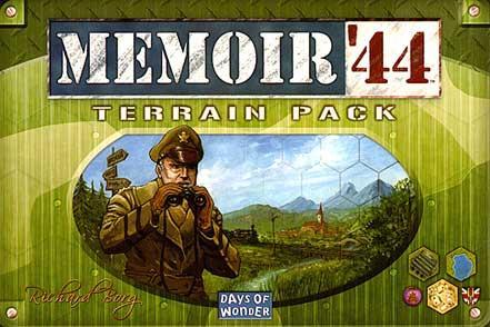 Memoir '44 - Terrain Pack Expansion