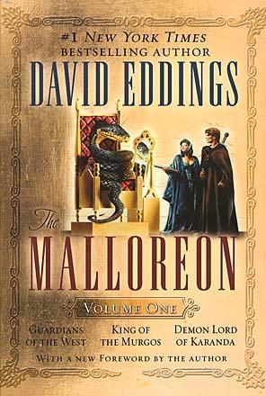 The Malloreon, Volume 1