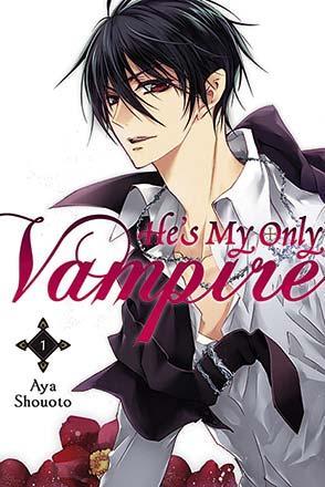He's My Only Vampire Vol 1