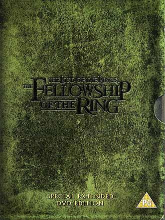 Sagan om Ringen/The Fellowship of the Ring (Extended)