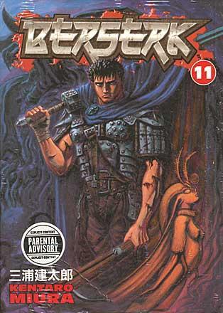 Berserk Vol 11