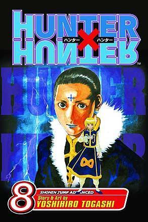 Hunter X Hunter Vol 8