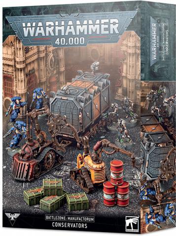 Conservators - Battlezone Manufactorum