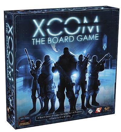 XCOM - The Boardgame