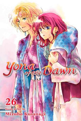 Yona of the Dawn Vol 26
