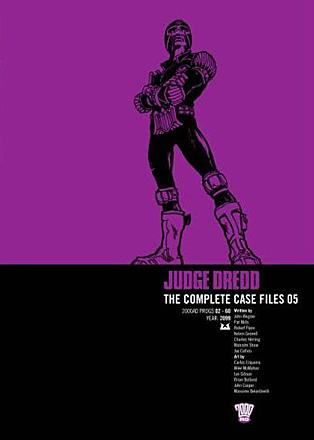 The Complete Case Files 5