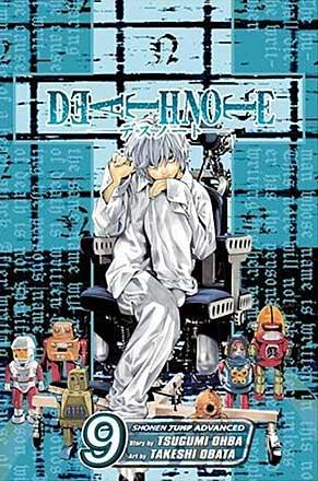 Death Note Vol 9