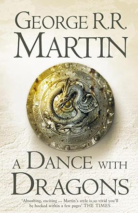 A Dance with Dragons (hardcover)