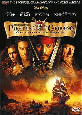 Pirates of the Caribbean 1: The Curse of the Black Pearl