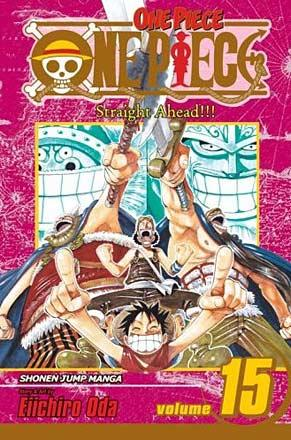 One Piece Vol 15