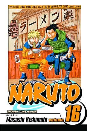 Naruto Vol 16