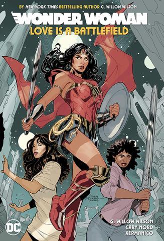 Wonder Woman Vol 2: Love is a Battlefield