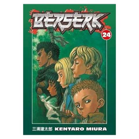 Berserk Vol 24