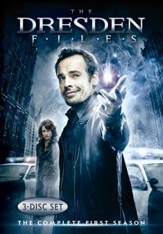 The Dresden Files: The Complete First Season