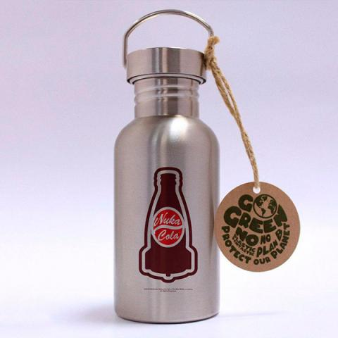 Stainless Steel Eco Bottle Nuka Cola
