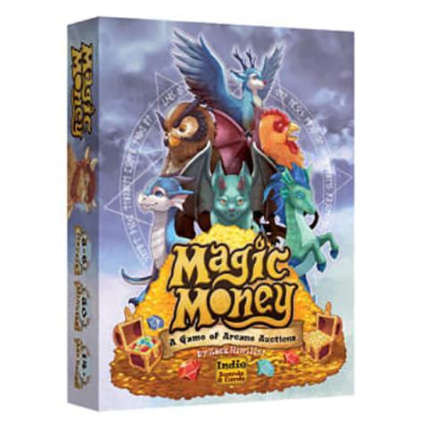 Magic Money Card Game