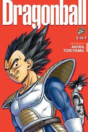 Dragonball 3-in-1 Vol 7
