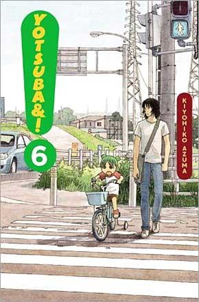Yotsuba Vol 6