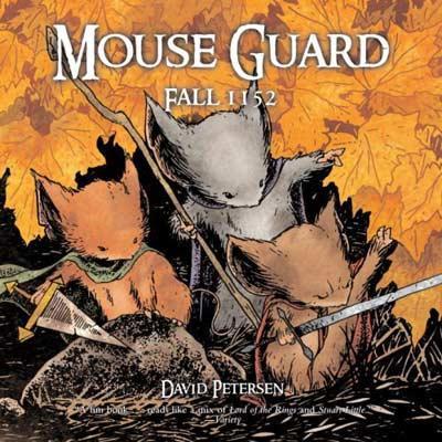 Mouse Guard Vol 1: Fall 1152