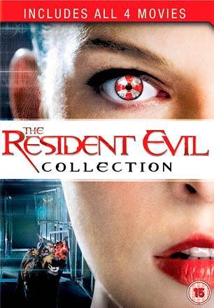 Resident Evil 1-4: Quadrilogy
