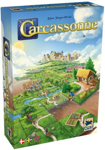Carcassonne Grundspel (svensk)