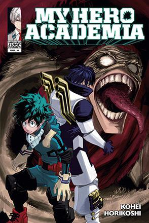 My Hero Academia Vol 6