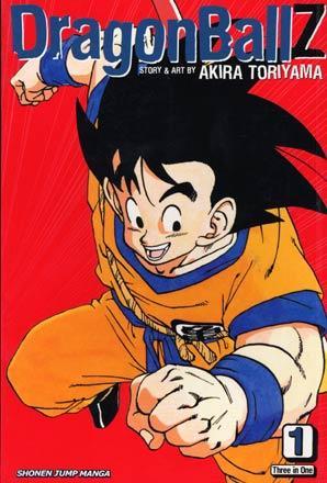 Dragon Ball Z Big Edition Vol 1