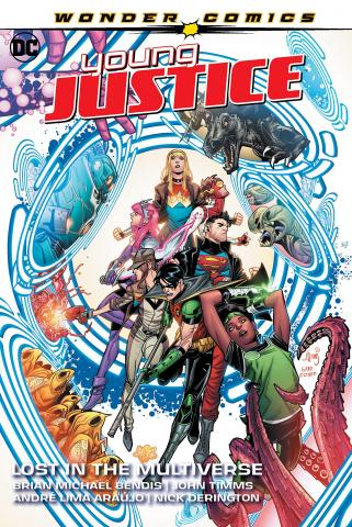 Young Justice Vol 2: Lost in the Multiverse