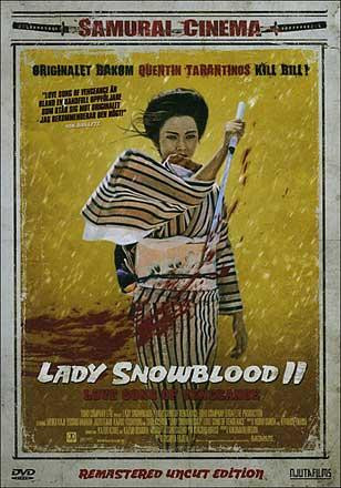 Lady Snowblood - Love Song of Vengeance