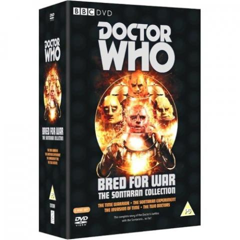 Bred for War: The Sontaran Collection