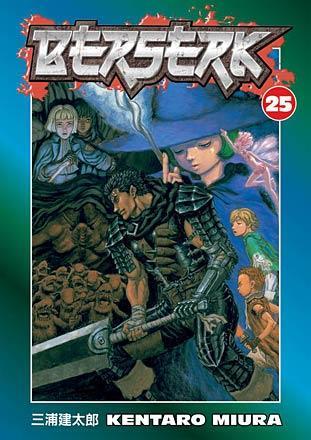 Berserk Vol 25