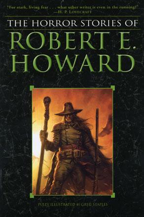 The Horror Stories of Robert E Howard