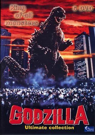 Godzilla Ultimate Collection
