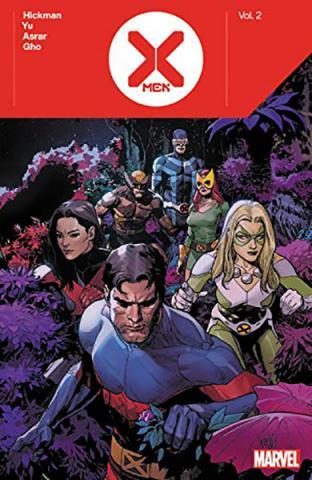 X-Men by Jonathan Hickman Vol 2