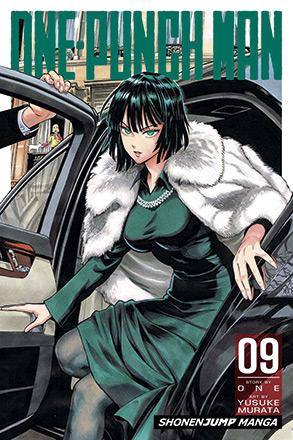 One-Punch Man Vol 9