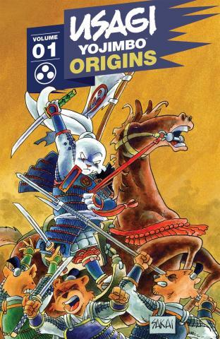 Usagi Yojimbo Origins Vol 1