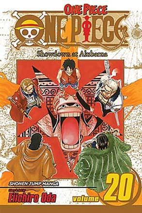 One Piece Vol 20