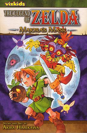 The Legend of Zelda Vol 3: Majora's Mask