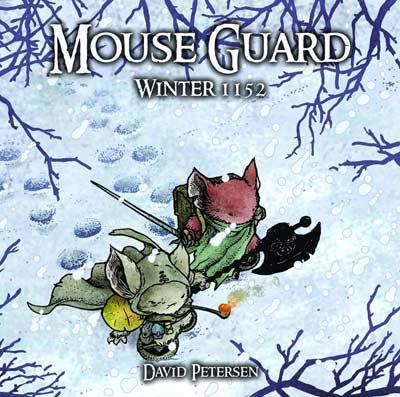 Mouse Guard Vol 2: Winter 1152
