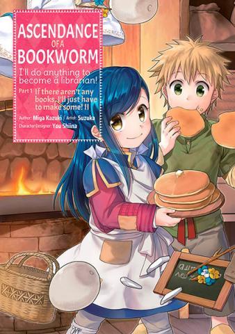 Ascendance of a Bookworm Part 1 Vol 2