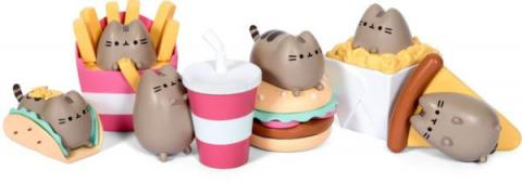 Pusheen Surprise Minis Series 3 Fast Food