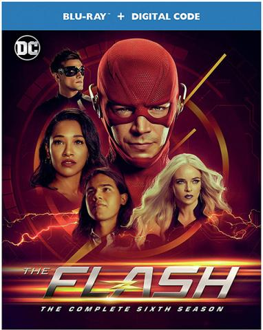 The Flash, Complete Sixth Season