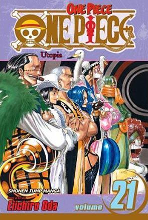 One Piece Vol 21