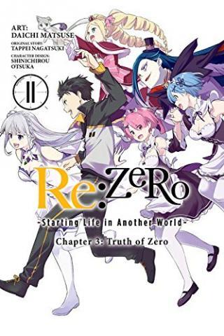 Re: Zero Chapter 3: Truth of Zero Part 11