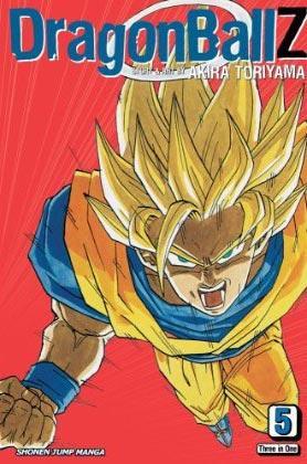 Dragon Ball Z Big Edition Vol 5