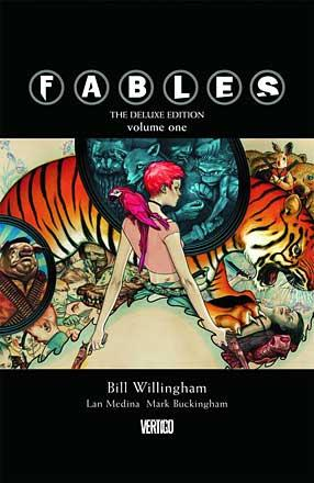 Fables Deluxe Edition Vol 1